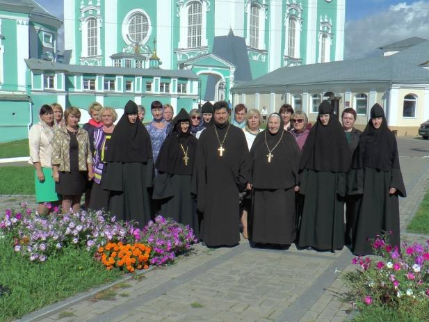 Свяая Евфросиния - духовный светоч Полоцкой земли